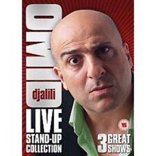 Omid Djalili Collection (DVD, 2012, 3-Disc Set)