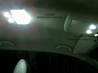 ULTRA White Interior LED Light Kit--SX/SY/MKII for Ford Territory