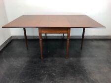 EA CLORE SONS Gate Leg Drop Leaf Table No. 513-T