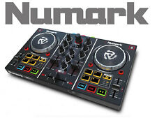 Numark Partymix - DJ Controller Built in Light Show - Virtual DJ LE - Free P&P