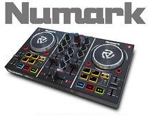Numark partymix-dj controller built in light show-virtual dj le-free p&p