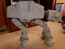 2010 STAR WARS Legacy Electronic Imperial AT-AT Walker HASBRO Tested Works