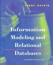 Information Modeling and Relational Databases: From Conceptual Analysis to Logic