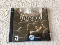 Medal of Honor: Allied Assault  PC  2002  CD-ROM