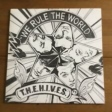 """THE HIVES - We Rule The World  10""""  Vinyl"""