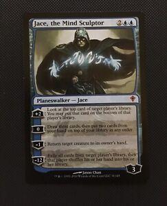 MTG Worldwake Jace, the Mind Sculptor (NON-FOIL) x1