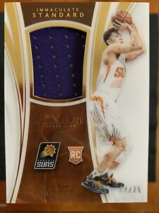 2015-16 Immaculate Standard Devin Booker RC 27/75