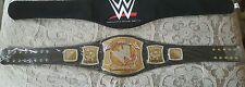 100% AUTHENTIC WWE SPINNER REPLICA CHAMPIONSHIP TITLE BELT. 4MM METAL PLATES.