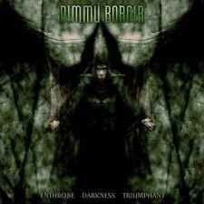 Dimmu Borgir-enthrone Darkness ryze LP ☆☆☆ nuevo/New ☆☆☆