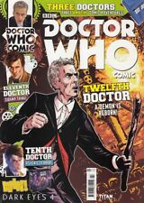 DOCTOR WHO COMIC #3 UK MAGAZINE (TITAN COMICS)