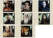 GB POSTCARDS PHQ CARDS MINT NO. 347 2011 MAGICAL REALMS FULL SET