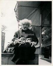 PARIS c. 1940 - Vieux Marchand de Fleurs - DIV 1888