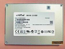 "Crucial MX100 2.5"" SSD 512GB SATA 6Gb/s SED 5V 1.7A"