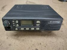 1 Motorola M11ugd6cu1an Gtx 2 Way Radio 800 Mhz
