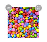 1KG BULK BAG NESTLE SMARTIES MULTICOLOURED CANDY COATED CHOCOLATE DROPS