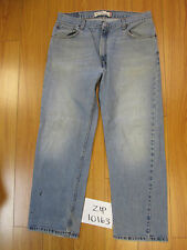 Used 559 relaxed straight levi's jean tag 36x30 meas 36x29 zip10163