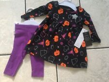 New Baby Halloween Costume, 2 Pc  , 3-6 Months .
