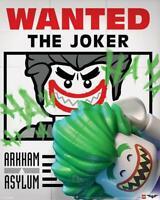 joker batman  0690 Fabric Poster Art TY37-20x30 24x36 Inch Wall Decor Print