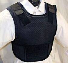 Medium IIIA Concealable Body Armor Carrier BulletProof Vest with Inserts