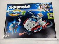 9003 Playmobil - Skyjet with Dr. X & Robot