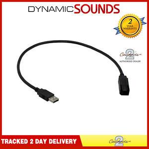 CTVXUSB.2 OEM USB Socket Adapter for Vauxhall, Alfa Romeo