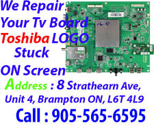 Trade In Toshiba 75030639 461C5151L01 47L6200U Main Board, Service