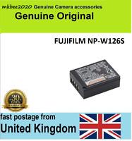 NEW Genuine Fujifilm NP-W126S Battery ForXT2 Xt3 XE2S xe3 XA2 XA3 XA5 XT100 W126