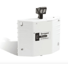 Dorgard White Fire Door Retainer Holder With SmartSound Technology