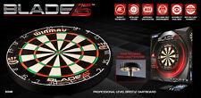 New Winmau Blade 5 Dartboard Dart Board Professional Pro 4 Rota-Lock Darts