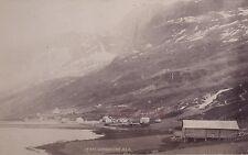 Norvège ? Grindaheimf Jeld Norway Vintage Tirage albumine ca 1880