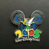 WDW - 2005 Collection - Tinker Bell Disney Pin 33961