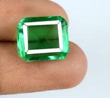 Muzo Colombian Green Emerald 8-10 Ct 100% Natural Emerald Cut AGSL Certified