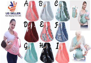 Baby sling ring Scientific parenting along with the different stages Carrier