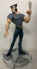 "11.5"" ONE2ONE Marvel X-MEN X-Force Avengers LOGIN WOLVERINE resin statue"