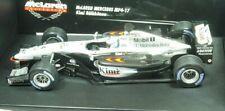 1:18 McLaren Mercedes Kimi Räikkönen MP4-17 Minichamps NEU OVP