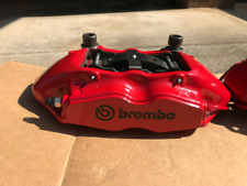 BMW E46 M3 4 POT FRONT BREMBO BRAKE CALIPER KIT