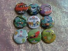 12 OCTONAUTS BADGES Party Bag Fillers