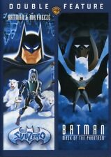 Batman: Mask of Phantasm & Batman & Mr Freeze [New DVD]