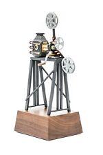 David Kracov Miniature Collector's Art MGM Film Projector Statue Reproduction