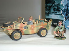 KING AND COUNTRY WS109 GERMAN SCHWIMMWAGEN MILITARY TOY SOLDIER ARMY VEHICLE