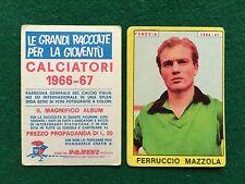 CALCIATORI 1966/67 1967 VENEZIA Ferruccio MAZZOLA Figurina Sticker Panini (NEW)