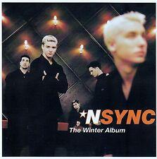* NSYNC: Home for Christmas-The inverno album/CD (BMG 74321 58816 2)