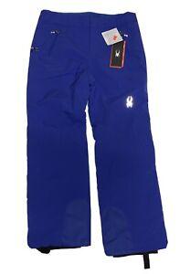Spyder Winner Athletic Pants 564244 Women's Blue My Mind Size 14-R  Was$199