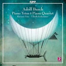 Adolf Busch: Piano Trios & Piano Quartet, New Music