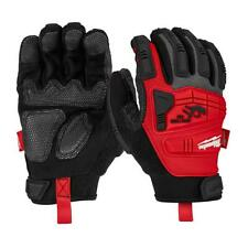 Milwaukee 48-22-8752 Impact Demolition Gloves - Large New (Pack of 6)