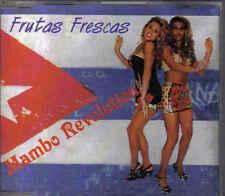 Frutas Frescas-Mambo Revolution cd maxi single eurodance holland