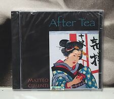 MATTEO CIMENTI - AFTER TEA CD NEW SEALED JAZZ ITALIANO