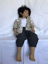 Annette Himstedt World Child Coll. 1988 Makimura Doll