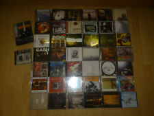 CD Sammlung Country  Folk Rock Cash Wilco Rainravens Byrds