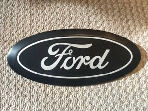 Putco 92700 Black Anodized Billet Aluminum Ford Emblem - Pre Owned